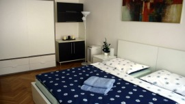 Apartment Praha Zahřebská - Superior Apartmán se 2 ložnicemi