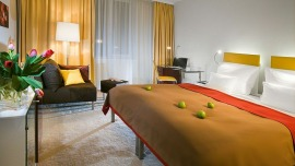 Andels Design Hotel Praha - 2-lůžkový pokoj Superior