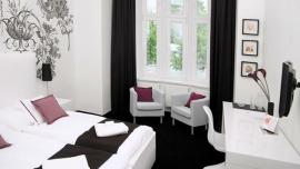 Hotel Apollon Praha - Pokoj pro 2 osoby, Pokoj pro 1 osobu