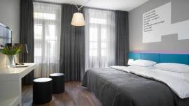 MOODs Boutique Hotel Praha - 2-lůžkový pokoj Deluxe