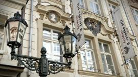 Hotel Dům U Černého orla Praha