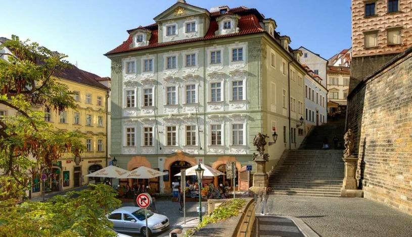 Hotel Zlatá Hvězda Praha
