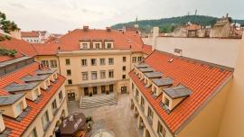 Merchant's Avenue Praha
