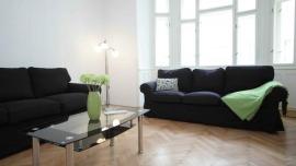 Apartmány Praha Central Exclusive - Apartmán se 2 ložnicemi, 3-ložnicové apartmá