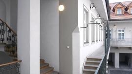 Apartmány Praha Central - 1-ložnicové apartmá, Apartmán se 2 ložnicemi, 3-ložnicové apartmá, 4-ložnicové apartmá