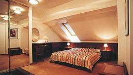 Hotel Galerie Royale Praha - Pokoj pro 3 osoby