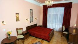 Hotel a Residence ROYAL STANDARD Praha - Luxusní apartmá (4 osoby)