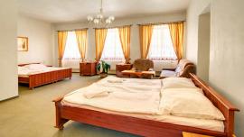 Hostel Little Quarter Hotel Praha - Pokoj pro 3 osoby, Pokoj pro 4 osoby
