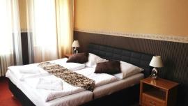 Hotel Venezia Praha - Pokoj pro 2 osoby, Pokoj pro 3 osoby