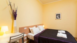 ApartHotel Vlkova Palace Praha - 1-ložnicové apartmá, Apartmán se 2 ložnicemi